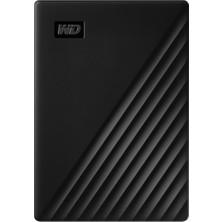 "WD My Passport Black Worldwide 5TB 2.5"" Taşınabilir Disk WDBPKJ0050BBK-WESN"
