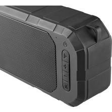 MF Product Acoustic 0486 Kablosuz Bluetooth Speaker Gri