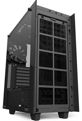Nzxt CA-S340W-B3 Mat Siyah Elite Mid Kasa