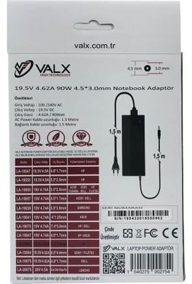 Valx LA-19543 19.5V 4.62A 90W Laptop Adaptörü