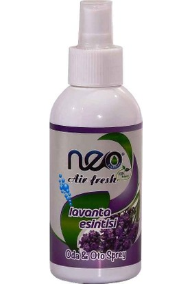 Neo Air Fresh Lavanta Oda ve Oto Kokusu 130 ml