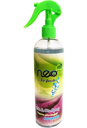Neo Air Fresh Lavanta Oda ve Oto Kokusu 400 ml