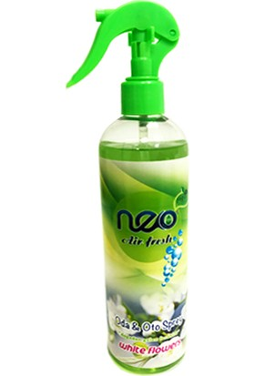 Neo Air Fresh White Flowers Oda ve Oto Kokusu 400 ml