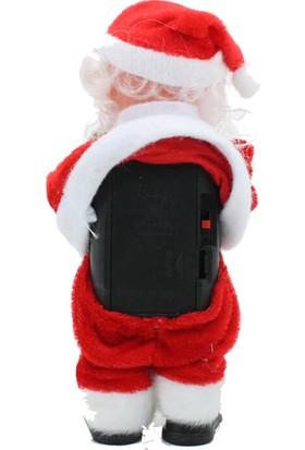 Süsle Bebek Parti Müzikli Noel Baba