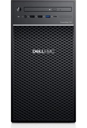 Dell PET40TR108 T40 E-2224G 8GB 2x1 Tb SSD Sunucu