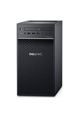 Dell PET40TR102 T40 E-2224G 8GB 2x1 Tb HDD Sunucu