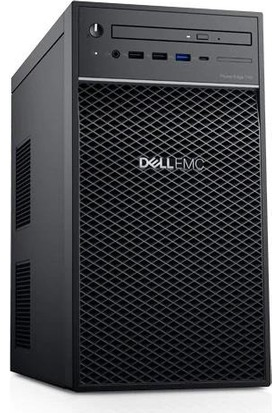 Dell PET40TR110 T40 E-2224G 8GB Ram 1 Tb HDD Sunucu