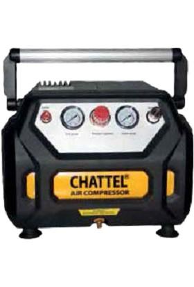Chattel Yağsız Hava Komresörü 6 lt