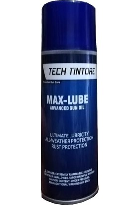 Tech Tintore Max Lube Bakım Yağı