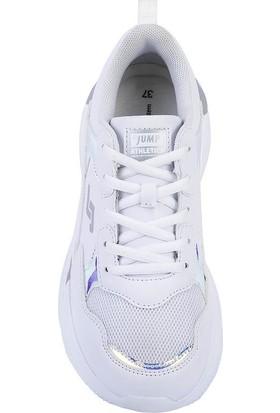 Jump Beyaz Kadın Spor Ayakkabı 24800