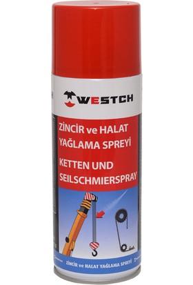 Westch Zincir ve Halat Yağlama Spreyi 400 ml