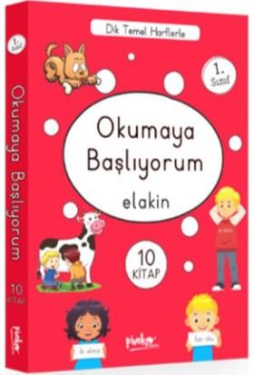 Okumaya Başlıyorum - 10 Kitap