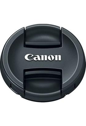Canon E-58 II 58 mm Lens Ön Kapak