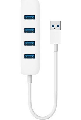 Xiaomi USB 3.0 Çoklayıcı Hub 4 Port XMFXQ01QM