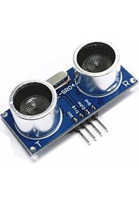 Emre HC-SR04 Arduino Ultrasonik Mesafe Sensörü