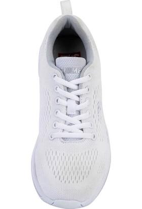 Jump 24938 Beyaz Erkek Spor Sneaker Ayakkabı