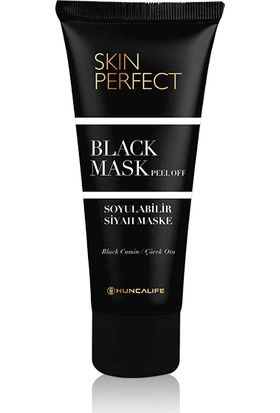 Huncalife Skin Perfect Siyah Maske 100 ml