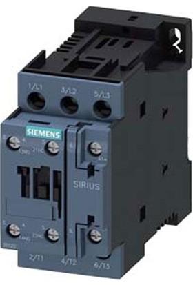 Siemens Vida Bağlantılı Sırıus Kontaktör 18,5 kw