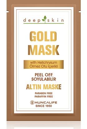 Huncalife Deep Skin Altın Maske 10 ml