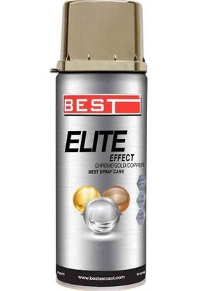 Best Spray Boya Elite Efect Altın 400 ml Tekli