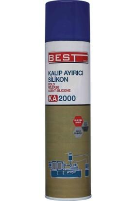Best Spray Kalıp Ayırıcı KA-2000 400 ml 20'li