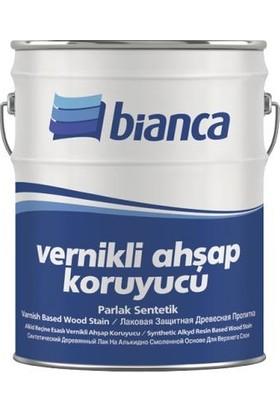 Bianca Vernikli Ahşap Koruyucu 0,75 lt 8043 Koyu Meşe