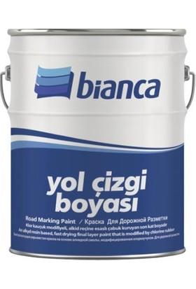 Bianca Yol Çizgi Boyası Beyaz 25 kg