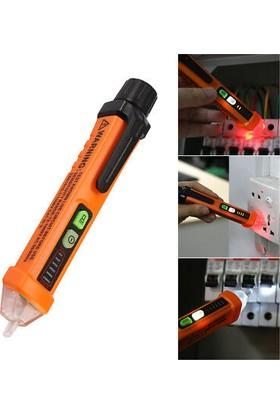 Wellhise AC10 Işıklı Temassız Voltaj Test Cihazı Voltaj Dedektörü