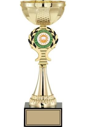 Seftil F061A Metal Başarı Derece Ödül Kupası