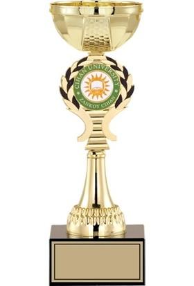 Seftil F061B Metal Başarı Derece Ödül Kupası