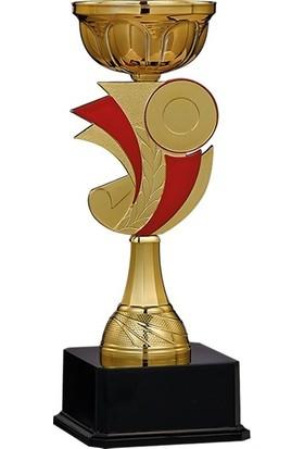 Seftil T25C Metal Başarı Derece Ödül Kupası 29CM