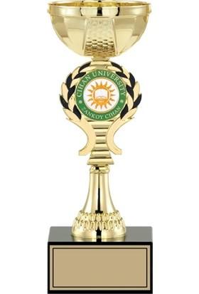Seftil F061C Metal Başarı Derece Ödül Kupası