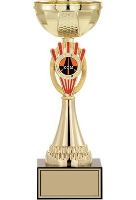 Seftil E013A Metal Başarı Derece Ödül Kupa