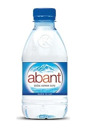 Abant Pet Su 0.33 ml x 24 Adet