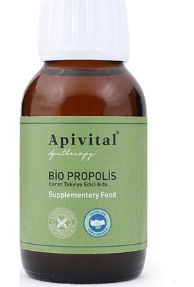 Apivital Organik Alkolsüz Sıvı Propolis 50 ml