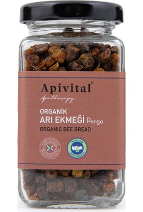 Apivital Organik Saf Perga Arı Ekmeği 80 g