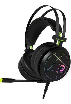 GamePower Medusa Siyah 7.1 Rainbow Oyuncu Kulaklık