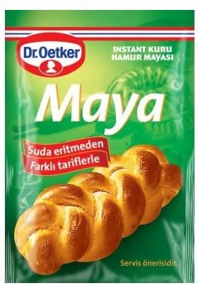 Dr.Oetker Instant Maya 3'lü 30 gr