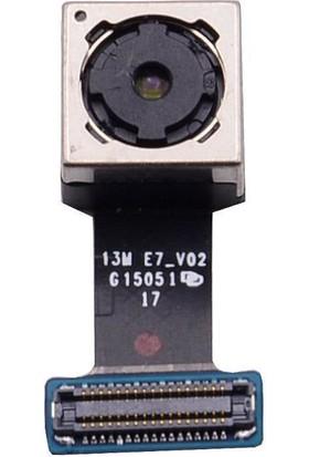 Ekranbaroni Samsung Galaxy E700 E7 Arka Kamera Flex
