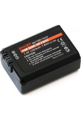Sanger Sony NP-FW50 Batarya