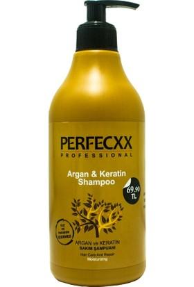 Perfecxx Şampuan Argan Keratin 500 ml