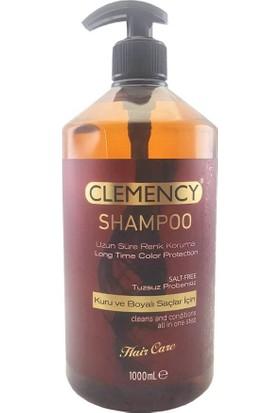 Clemency Kuru ve Boyalı Saçlar Için Şampuan