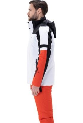 Exuma 2011024 Erkek Elyaflı Kayak Montu Siyah