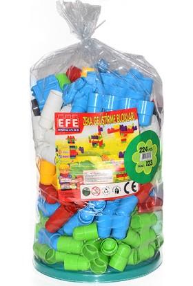 Efe 224 Parça Zeka Geliştirici Blok Set
