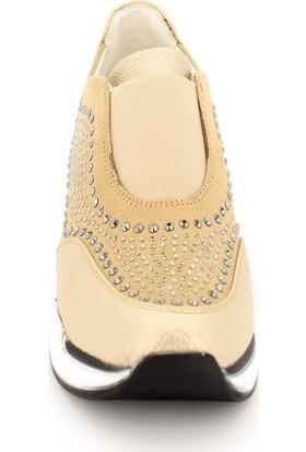 Beety Krem Kadın Ayakkabı B39-2009