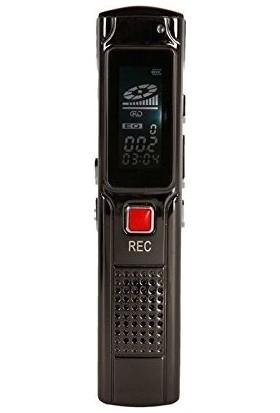 Kttech 8 GB Dijital Ses Kayıt Cihazı