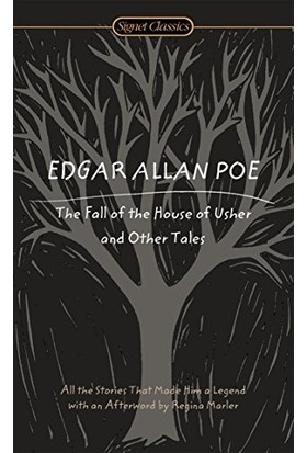 The Fall of the House of Usher and Other Tales -Edgar Allan Poe