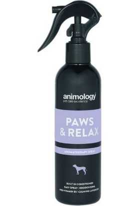 Animology Paws Relax Aromatherapy Sprey 250 ml 4'lü