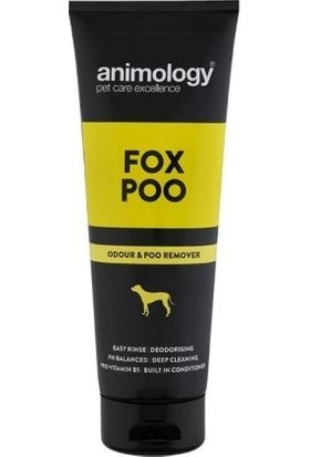 Animology Fox Poo Köpek Şampuan 250 ml 4'lü