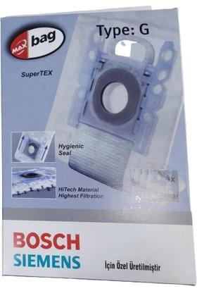 Srr Süpürge Toz Torbası 4 Adet+1 Adet Micro Filtre